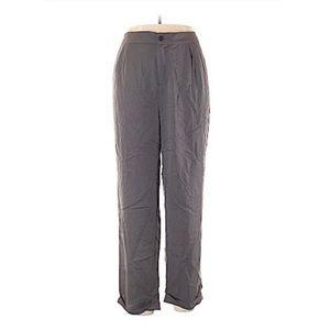NWT LK Bennett Gray Size 14 Light Weight Pants
